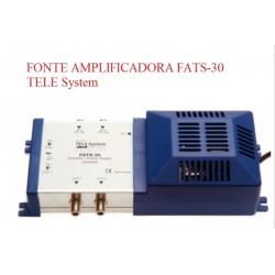 Amplificador de sinal  FATs 30 Telesystem