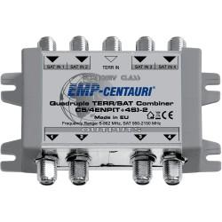 CHAVE COMBINADOR C5/4ENP (T+4S) -2 - EMP CENTAURI