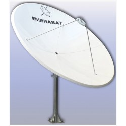 Antena  Fibra de Vidro 180 CM EMBRASAT