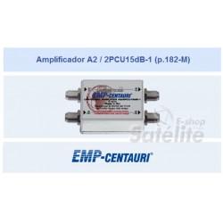 AMPLIFICADOR A2/2PCU15dB-1 EMP CENTAURI ( P.182-M )