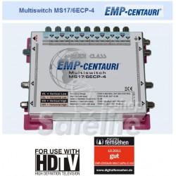 Multiswitch MS17/6ECP-4 Emp Centauri