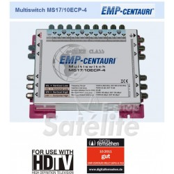 Multiswitch MS17/10ECP-4 Emp Centauri