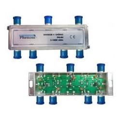 Divisor Phenom 6 saídas 5-1000 MHz