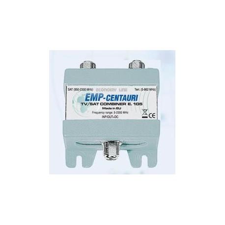Diplexer Combinador - Satélite e Antena Terrestre E.105-A