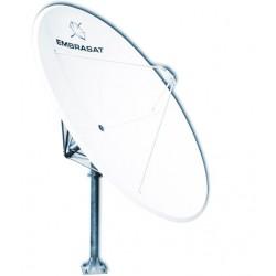 Antena  Fibra de Vidro 220 CM EMBRASAT