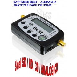 Satelite finder Best - Alemanha.