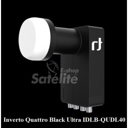 LNBF QUATTRO KU ULTRA-OPP HGLN 40mm INVERTO