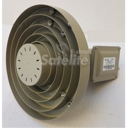 LNBF AP30 PLL BANDA C MONOPONTO 4.5 ~ 4.8 Ghz - BRASILSAT