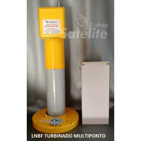 LNBF TURBINADO CIRCULAR MULTIPONTO BANDA C