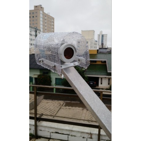 Capa anti chuva e proteção para LNBF Banda Ku - Eshopsatelite