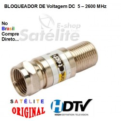 BLOQUEADOR DE Voltagem DC  5 – 2600 MHz CONECTECH