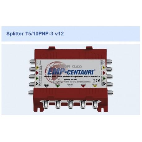 Divisor Splitter T5/10PNP-3 v12