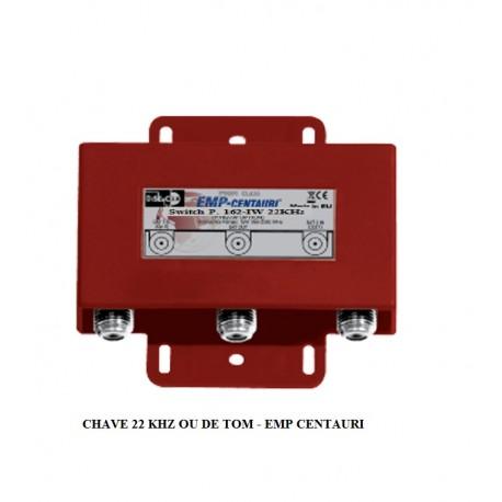 Chave 22Khz EMP CENTAURI P.162-IW