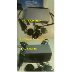 EXTENSOR DE CONTROLE REMOTO PQEC-8020 SKY E FTA